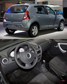 Фирма Renault выкатила на сцену потенциальные бестселлеры
