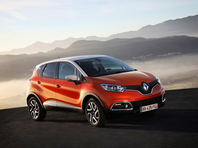 Компания Renault планирует расширить линейку кроссоверов