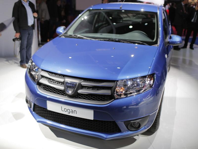 Новости от Dacia Logan: обещано поделиться мотором со Smart