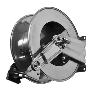 Особенности инерционных барабанов для шлангов