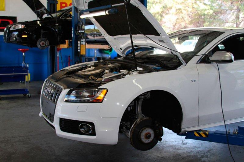 Особенности ремонта автомобилей Ауди