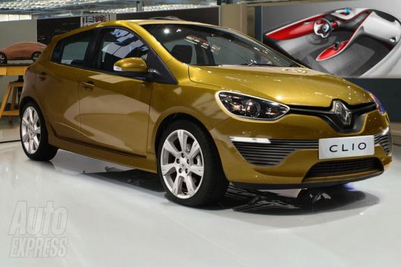 Пятидверная Модификация Renault Clio