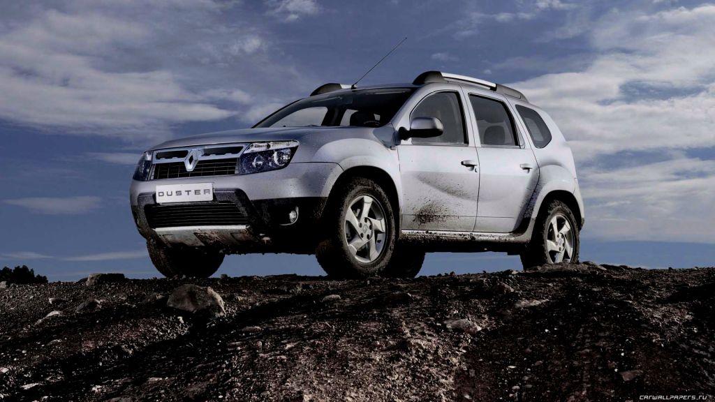 Renault Duster - лауреат премии «Лучшее авто 2011 по версии рунета»