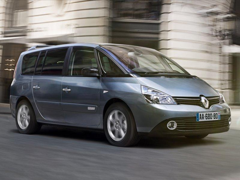 Renault Escape — обновление модельного ряда от французов