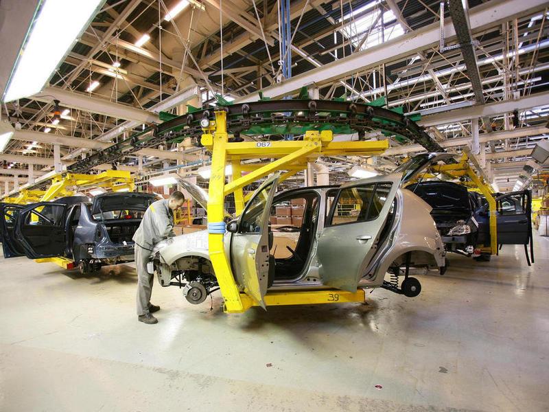 Renault получил в собственность завод