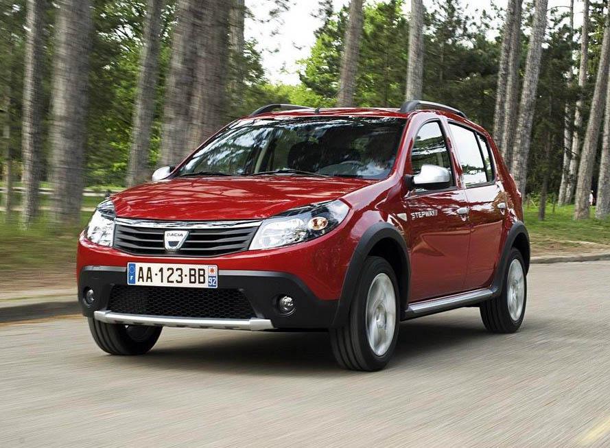 Сандеро получил наибольший спрос среди иностранных автомобилей