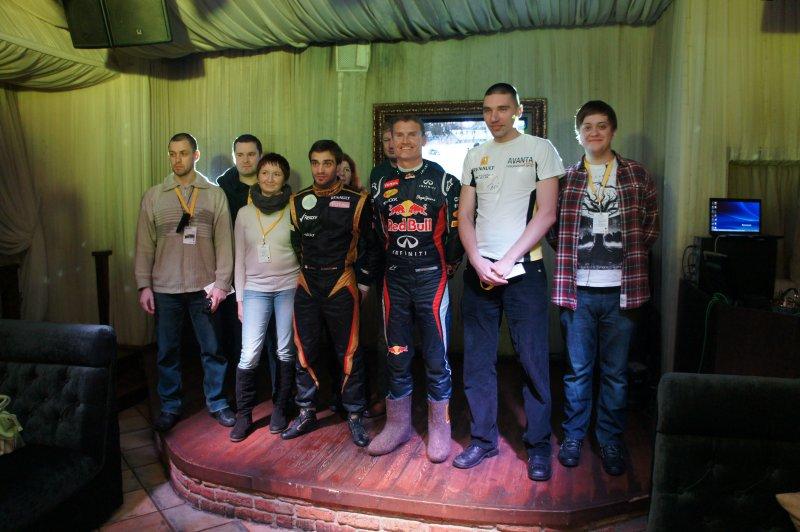 Спортивный Renault Duster принял участие в гонке звёзд