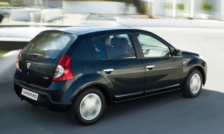 В Европе начались продажи газовой Renault/Dacia Sandero