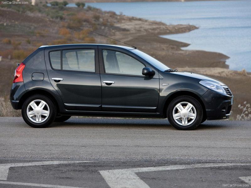 В конце 2009 года в Москве начнется производство Renault Sandero