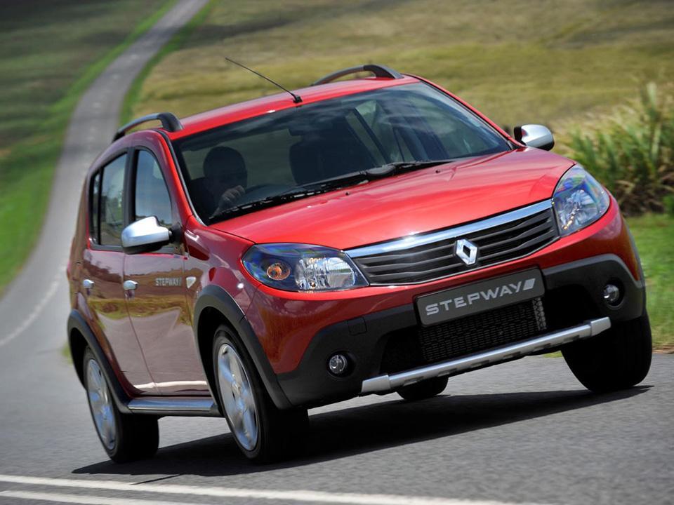 Встречайте Renault Sandero Stepway АКПП – в свободном распространении на российских просторах