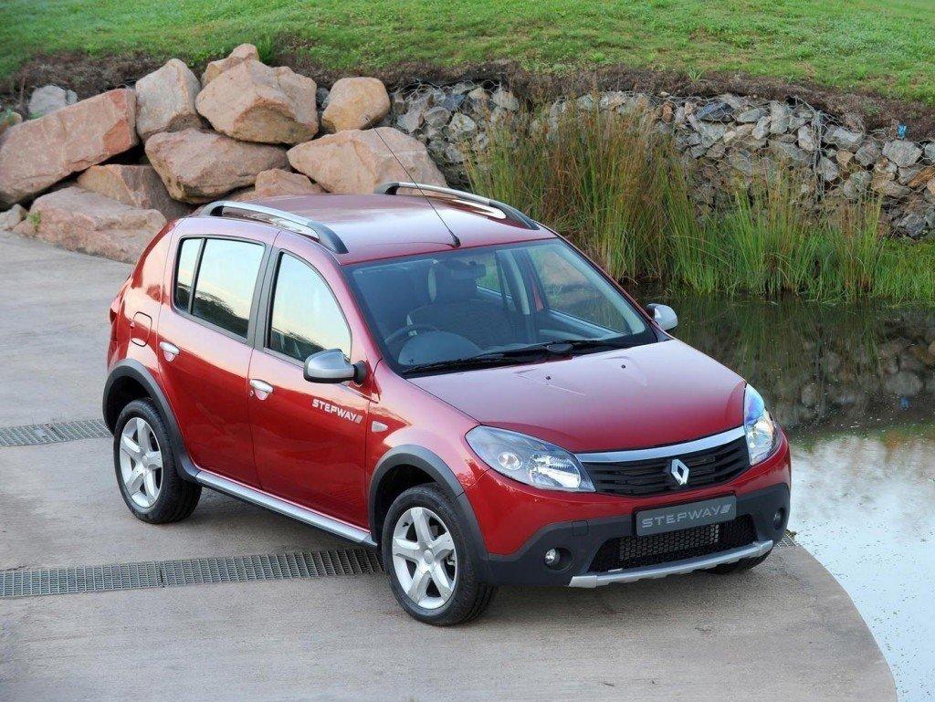 Как прошел тест такой представитель Renault, как Sandero Stepway