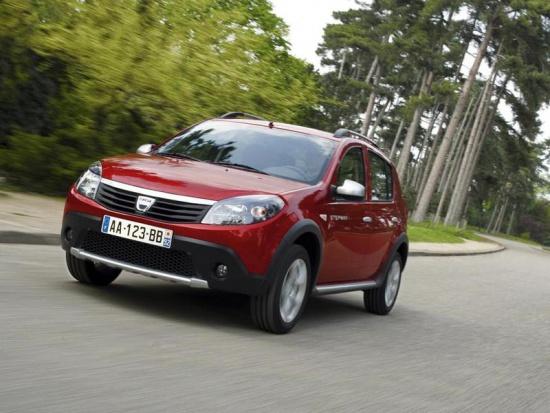Кроссовер Renault Sandero Stepway - 445 000 рублей