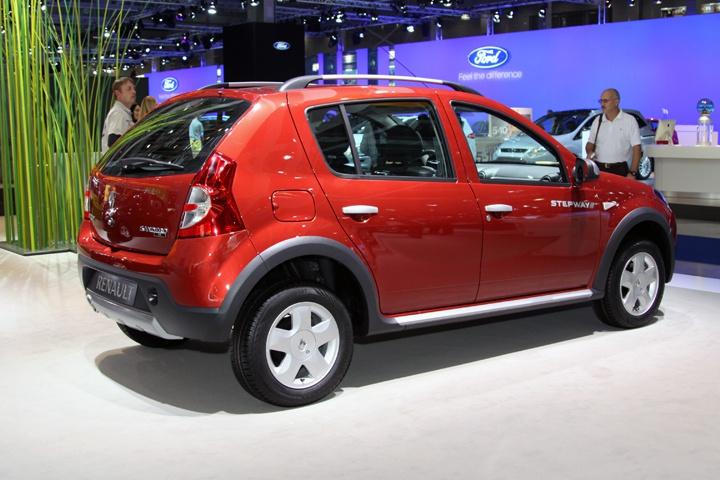 Московский международный автомобильный салон: новинки Renault. Фото