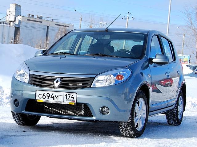 Незабываемая покупка – Renault Sandero