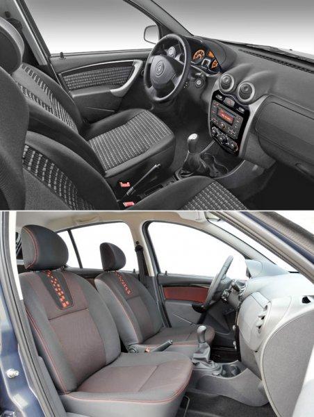 Подробности обновления Renault Sandero