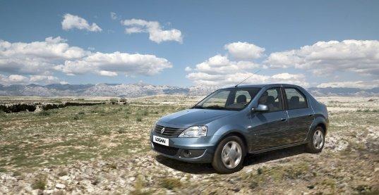 Renault Sandero и Logan направятся в Украину из России