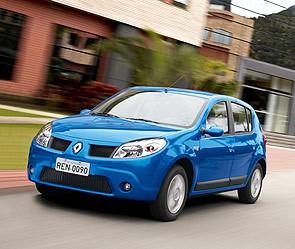 Renault Sandero начнут выпускать в Москве в конце года