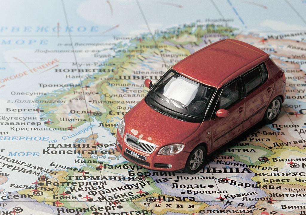 Покупаем автомобиль за границей!