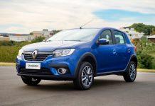 Renault Logan и Sandero пережили ещё один рестайлинг