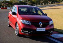 Renault представила обновленный Renault Sandero RS
